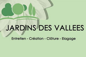Logo jardin des vallees
