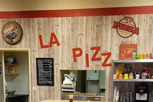 Logo la pizz